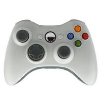 Controle Com Fio Para Xbox 360 Slim Cor Branco