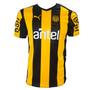 Camiseta Puma Peñarol 2017 Oficial Remera Original De Niño