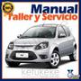Manual De Taller Servicio Y Reparacion Ford Ka