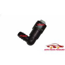 Conector Engate Rápido Gasolina Reto Interno 10mm Ext 11mm