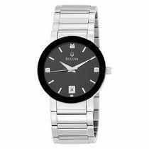 Reloj Bulova Como Nuevo Mod 96d18