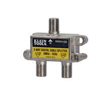 Divisor / Splitter De Cable Digital 2 Salidas Klein Tools