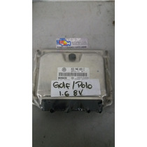 Modulo Injeção Golf/polo 1.6 - 032 906 032c - 0 261 207 701