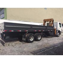 Vw 24-250 Truck Carroceria Muck Cap. 8.000 Kilos