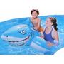 Boia Tubarão Inflável 1.83m X 1.02 M Peso Máximo 45kg