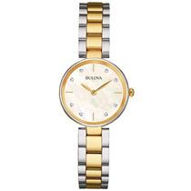 Relógio Bulova Feminino Wb26119s