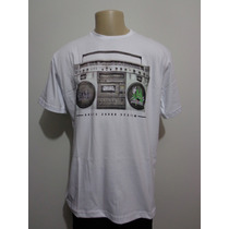 Camiseta Chronic 4:20 Rádio Roots Sound System Crazzy Store