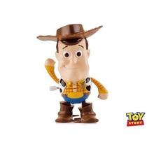Toy Story 3 Buzz Lightyear Y Woody Figuras De Cuerda