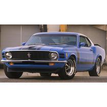 Defensa Delantera Mustang 1970-1969 Y Partes Relacionadas