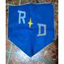 Rastrojero 1955: Cubre Radiador, Azul C-letras R D