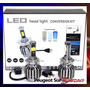 Kit De Lampara Led Cree Head Xenon H1 H4 H7 H11