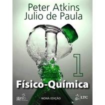 Livro - Físico-química Vol. 1 - Atkins