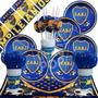 Boca Juniors Kit Cotillón 20 Nenes