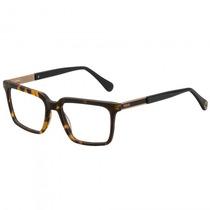 Armação Óculos Grau Fórum F6008f1352 Marrom Demi - Refinado