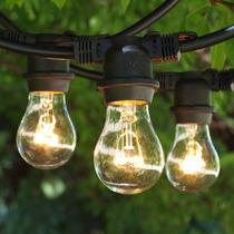 Serie Extensión Luces Focos Lampara China Iluminacion Bodas