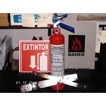 Extintores Nuevos De Pqs 1kg (extinguidores)