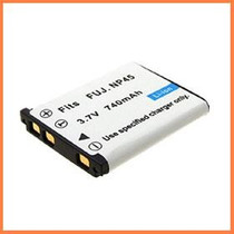 Bateria Li-ion Recargable Np-45 P/camara Fuji Finepix Xp10
