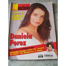 Manchete Nº 2312 - Daniela Perez, Mel Gibson, Tais Araujo
