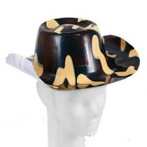 Sombrero Cowboy Camuflado O Safari
