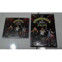 Cd E Dvd Companhia Do Calypso Vol.4 Alagoas Original
