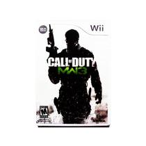 Call Of Duty Mw3 Modern Warfare 3 Nuevo - Nintendo Wii