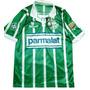 Camisa Palmeiras Parmalat Retrô Pronta Entrega Frete Grátis