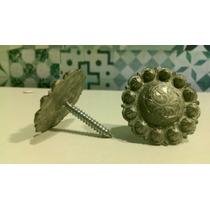 Remaches Antiguos Metalicos. Con Hermoso Diseño