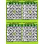Cartones De Bingo Pdf Personalizadas Gratis 2000 Cartones