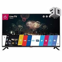 Tv Lg 55 Pulgadas 4k + 3d + Smartv+ Wifi Ultra Plano Nuevos