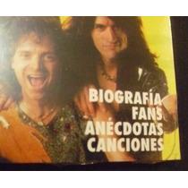 Aerosmith Book Por Andres Lopez Edicion Española