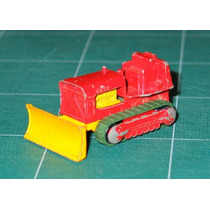 Lesney Matchbox Series Case Tractor Hecho En 1969