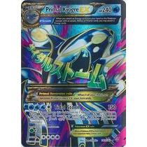 Pokémon - 01 X Primal Kyogre Ex Full Art
