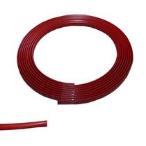 Kit Friso Vermelho P/choque Escort Hobby Xr3 89-92 6m Colar