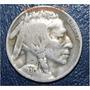 Moneda 5 Centavos Nickel Indio Bufalo 1930 S Usa
