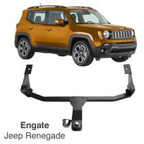 Engate Reboque Jeep Renegade Bola E Tomada Cromada Enforth