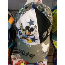 Gorras Infantiles Con Visera De Licencia Mickey Mouse