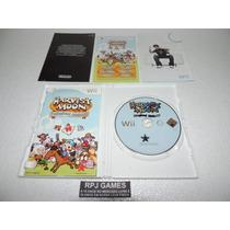 Harvest Moon Europeu Pal Completo P/ Wii - Loja Rj