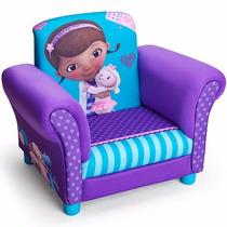 Sofa Sillon Infantil Doctora Juguetes Tapizado