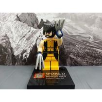 Wolverine X-men Marvel Heroes Lego