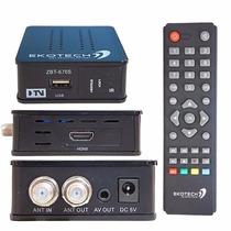 Conversor Tv Digital Ekotech Zbt 670s Alta Definição