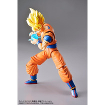 Super Saiyan Son Goku Figure-rise Standard