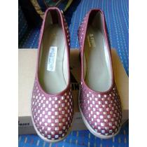 Zapatos De Dama Altos Con Plataforma