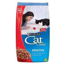 Ração Para Gato Cat Chow Adulto Carne 10,1kg