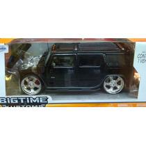 El333 1:24 Hummer H2 Camioneta Jada Toys Dub City