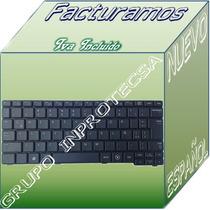 Teclado Samsung N145 Plus N145-jp02 N145-jp03 Negro Español