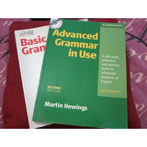 Duas Gramáticas Cambridge - Basic Raymond E Advanced