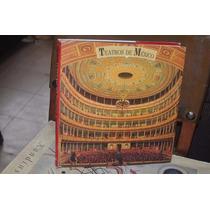 Teatros De México Héctor Azar Y Otros Banamex 1991