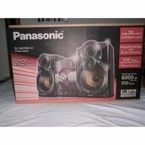 Equipo De Sonido Panasonic Sc Akx36 6000w