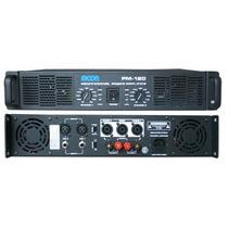Amplificador Potencia Moon Pm 120 480w Pmpo Puenteable Cjf