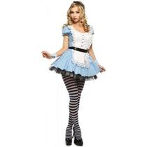 Wonderful Alice In Wonderland Alice Sexy Costume (large)